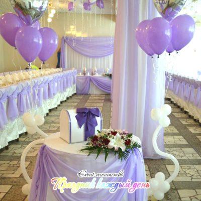 Лавандовая свадьба в Витебске